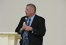 NORTHEY SPEAKS AT FSC GROWER MEETING